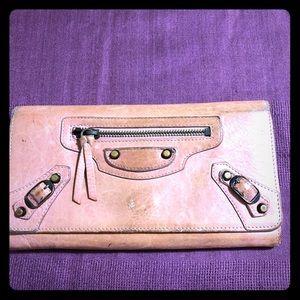 Final  Sale Balenciaga Authentic Preloved wallet